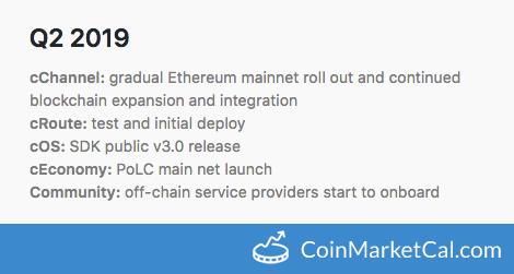 Celer Network (CELR) - PoLC Mainnet Launch