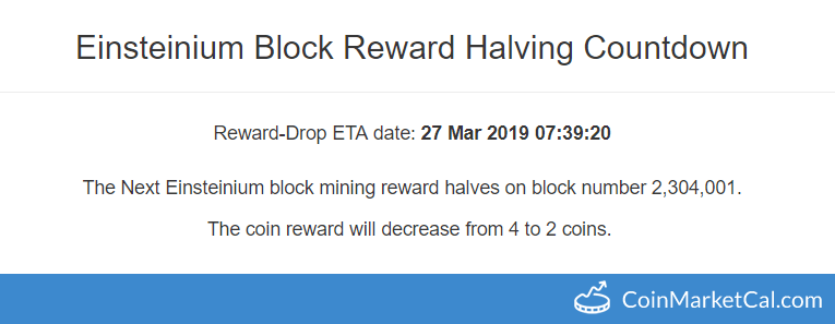 Block Halving