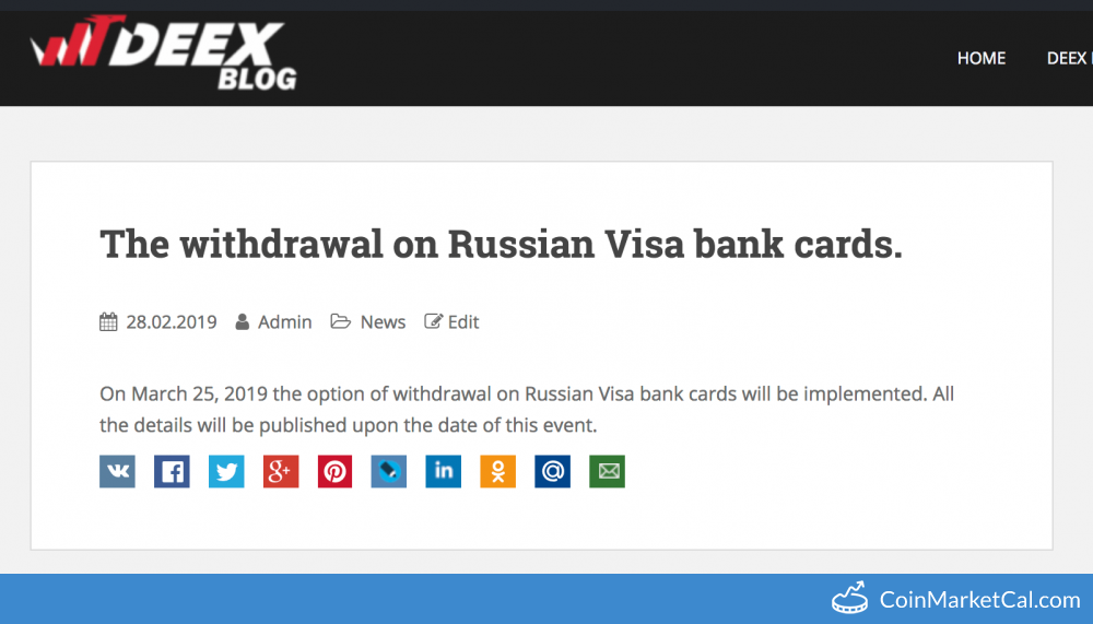 Visa Card Withdrawal