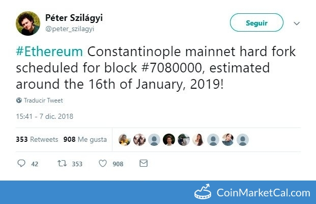 Constantinople Fork