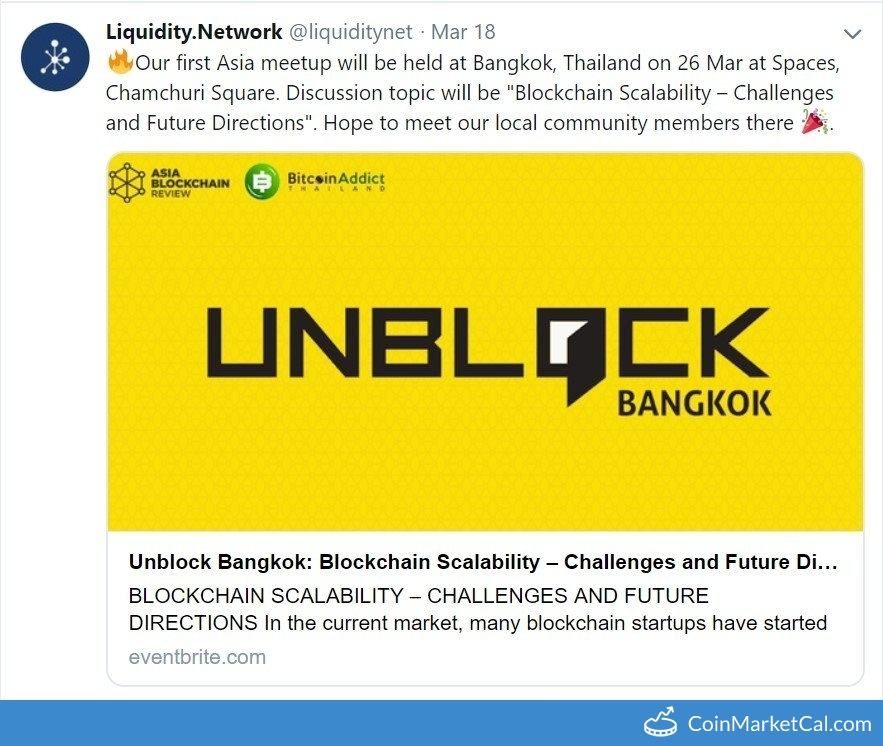 Bangkok Meetup