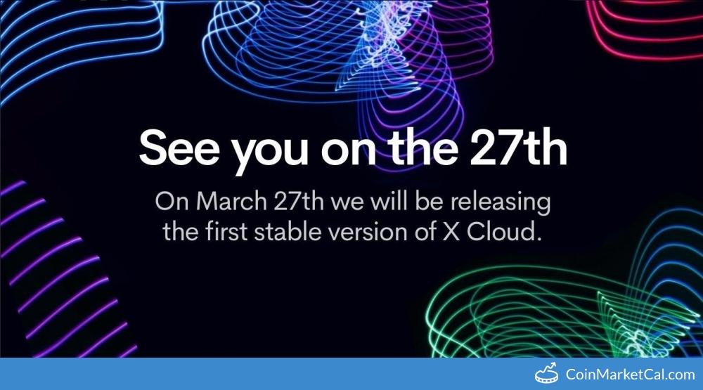 X Cloud Release