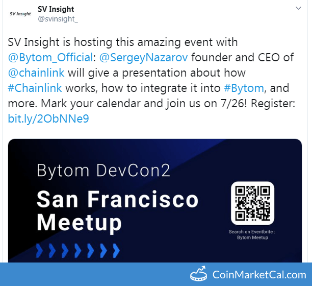 Chainlink (LINK) - Events & News