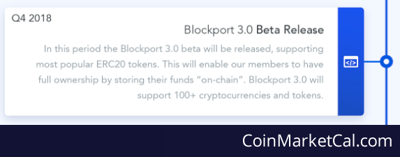 BPT Blockport coin
