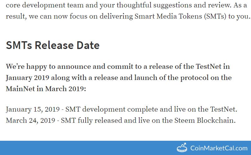 Testnet Release