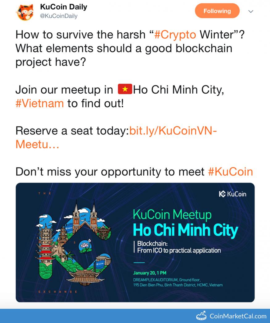 Kucoin Meetup HCM City