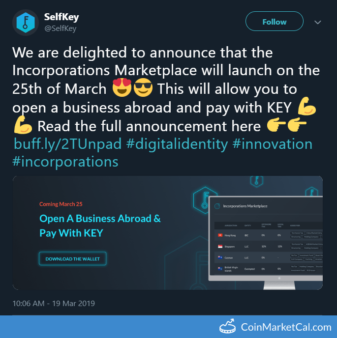 Marketplace Launch