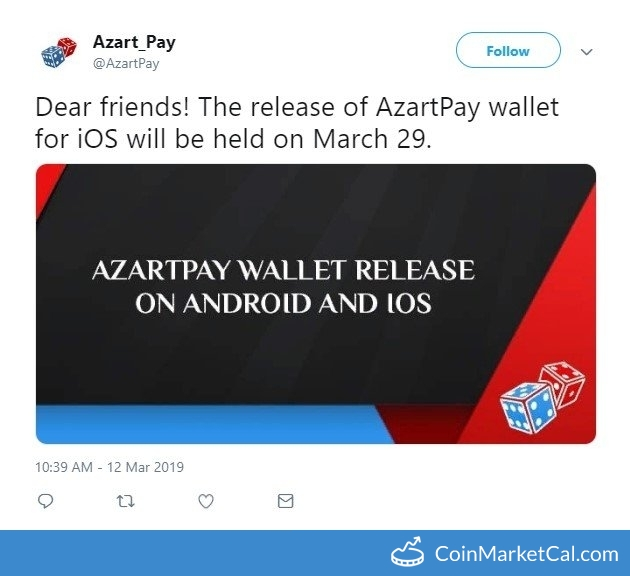 AzartPay Wallet Release