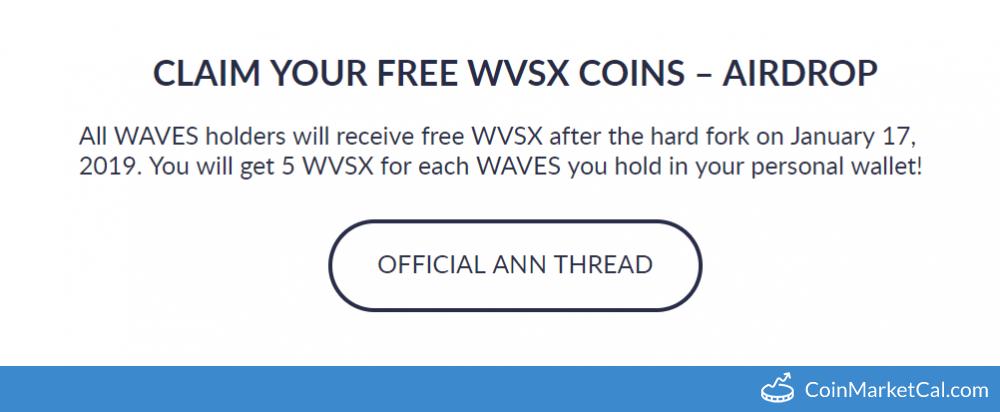 WVSX Fork