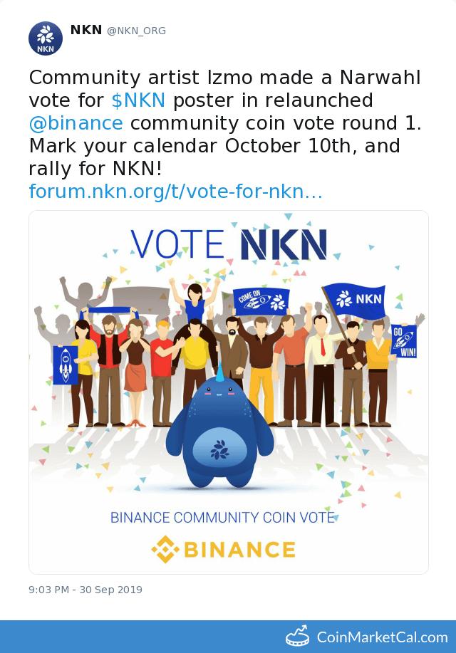 NKN NKN coin